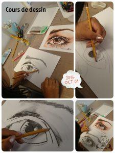atelier cours dessin peinture enfant adulte mimi vermicelle savenay