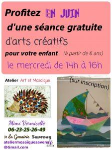 page facebook atelier art et mosaique mimi vermicelle